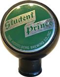 Heibelberg Student Prince Beer Tap Marker. Heidelberg Brewing Co., Covington, KY.
