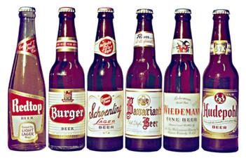 In 1956, The Six Local Cincinnati Beers.
