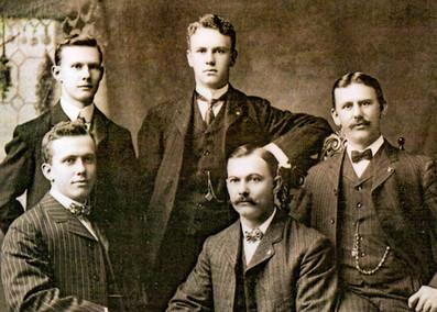 The Schott Brothers, Cincinnati, OH c. 1910