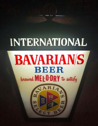 International Bavarians Mel-O-Dry Hanging Lighted Sign1.jpg