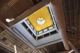 Interior of the Cupola, Kenton County Government Center, Covington, KY
