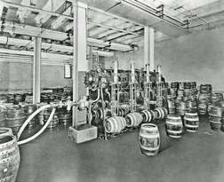 Racking Room, Bavarian Brewing Co., Covington, KY 1940s 1 BW.j