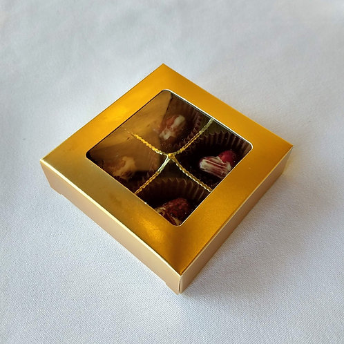 Wine's Best Friend Box - Four Assorted Flavors