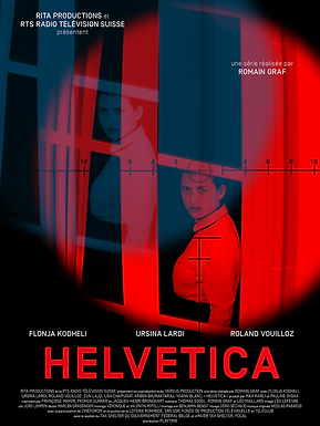 """Helvetica """"best french speaking series from abroad"""""""