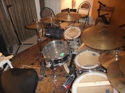 Rehearsal at Zircon Studio