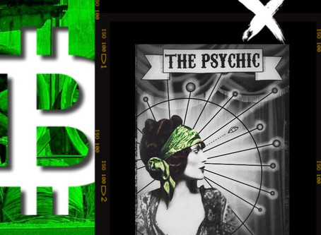 A Peek Into Our Past Psychic Insights On Bitcoin & Cryptos With UK Psychic Medium Clare