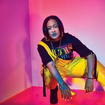 Rapsody is Taking the Stage at ONE Musicfest