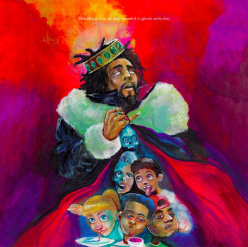 J. Cole Continues to Reach New Heights in the Rap Game