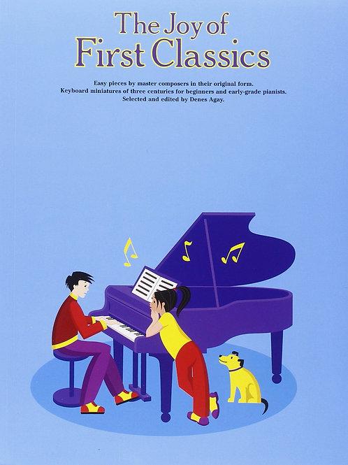 The Joy of The First Classics - Denes Agay