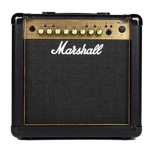 Marshall MG15FX Gold