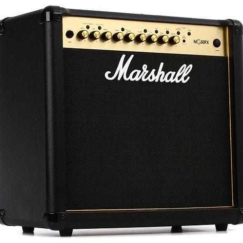 Marshall MG50GFX Gold