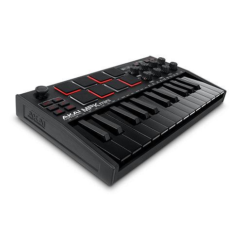 Akai MPK Mini MK3 Black Edition