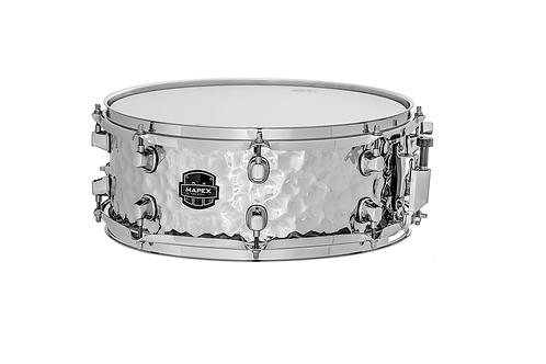 """Mapex MPX Hammered Steel 14x5.5"""" MPST4558H"""