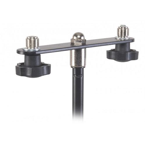 PROEL APM72 Supporto Per 2 Microfoni