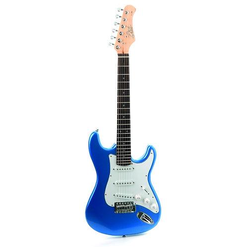 Eko S-100 Stratocaster 3/4 Metallic Blue