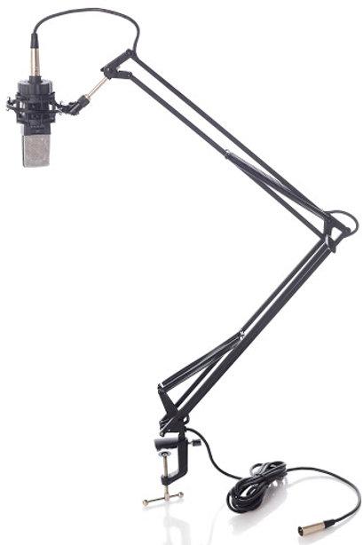 Bespeco MSRA10 Supporto per Microfono