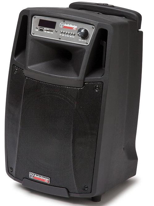 Audio Design M2 10W/L Cassa Attiva a Batteria