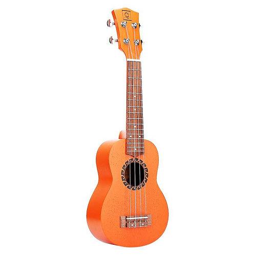 Oqan QUK-WAILELE Orange Ukulele Soprano Arancione