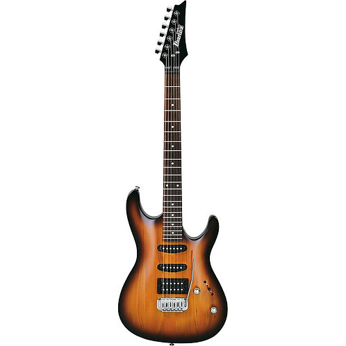 Ibanez GSA60-BS Elettrica Brown Sunburst
