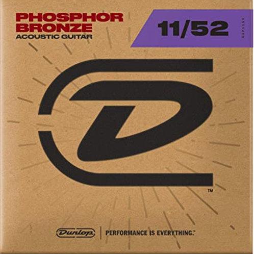 Dunlop DAP1152 Phosphor Bronze Acustica 11-52