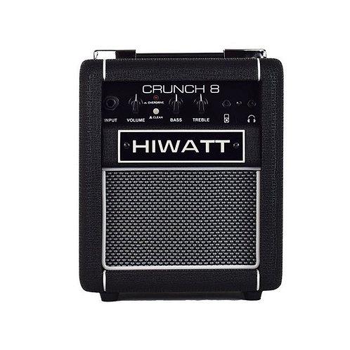 Hiwatt Crunch 8 Black