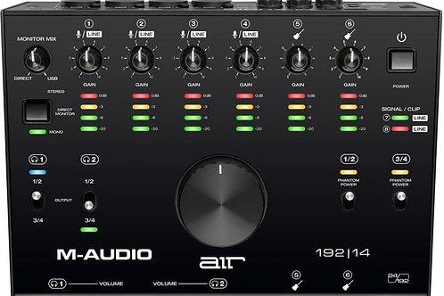 M-Audio AIR 192|14