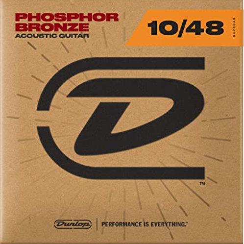 Dunlop DAP1048 Phosphor Bronze Acustica 10-48