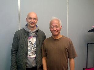 Dr Tan et eric MTC