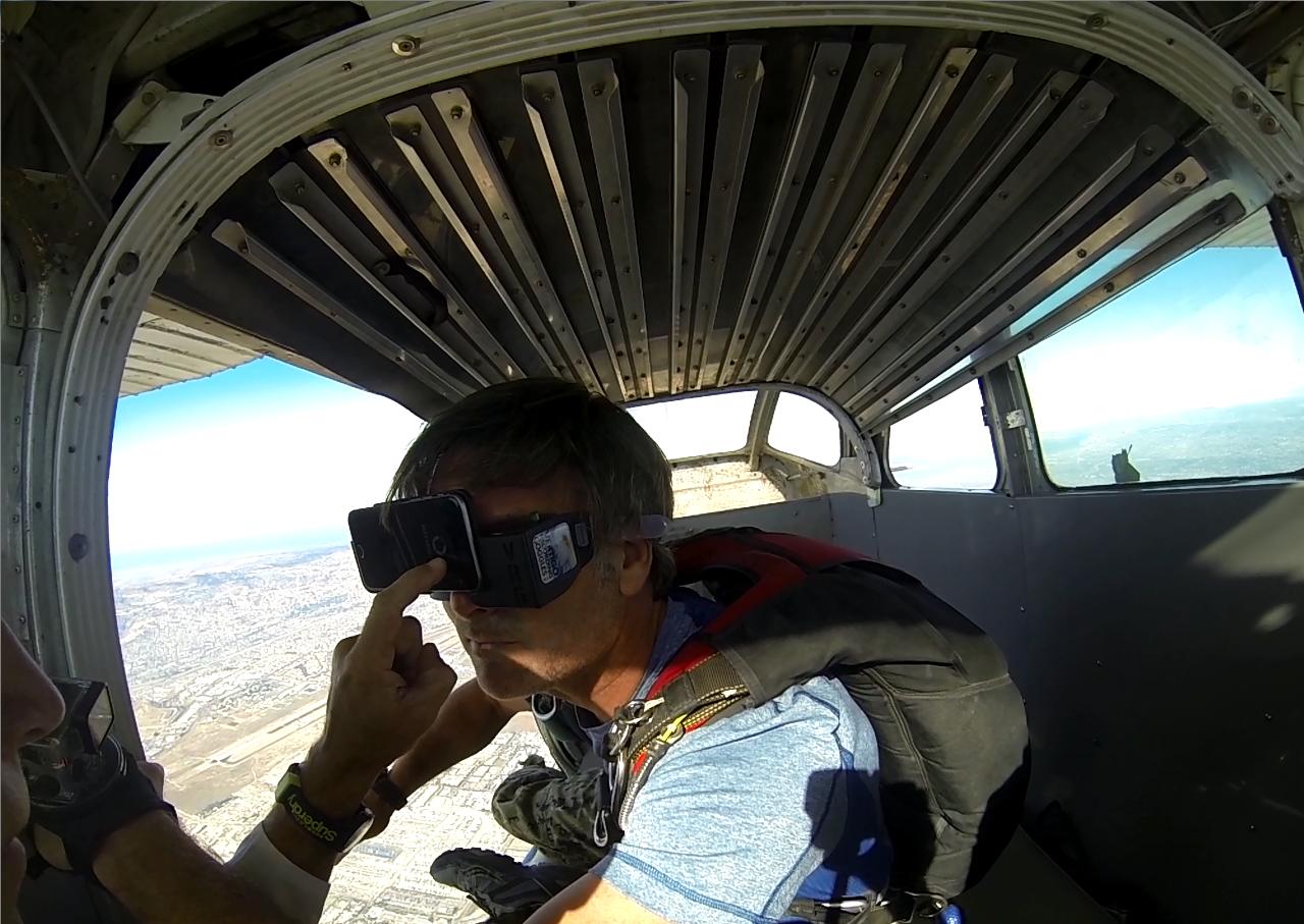 DD skydive 1