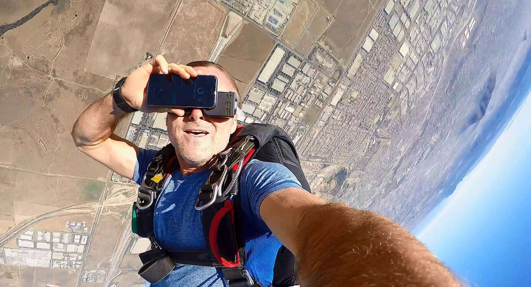 DD skydive 2