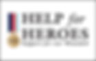 Help for heroes logos