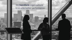 transforming organisations