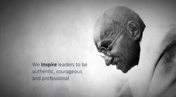 We inspire leaders