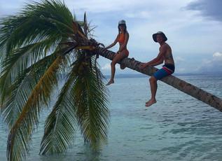 The San Blas Islands, Panama