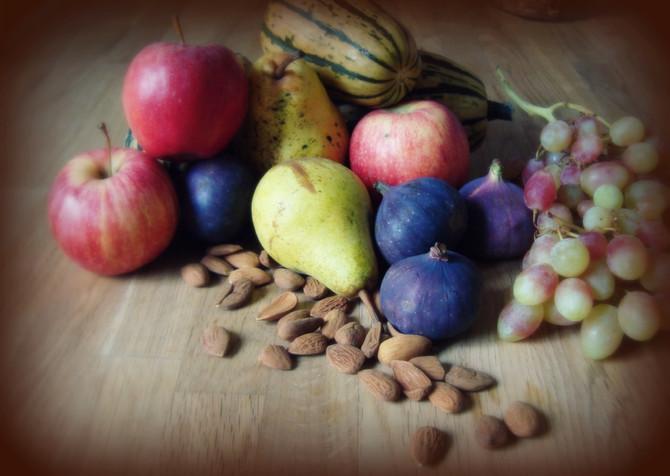 Bienvenue aux saveurs de l'automne