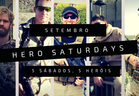HERO SATURDAYS - 13.10.18