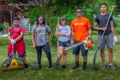 Senior Yard Cleanup 2019