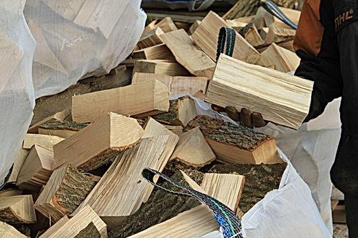 Seasoned Ash Firewood