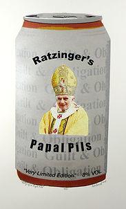 Ratzinger's Papal Pils