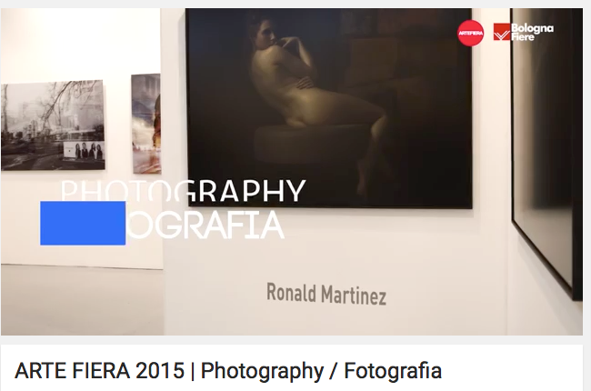 VIDEO - ART FIERA 2015
