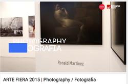 VIDEO - ART FIERA 2015