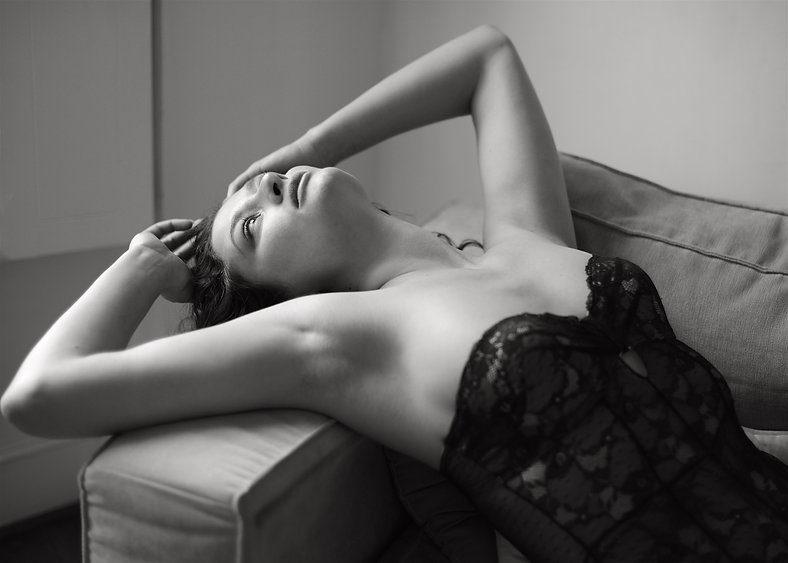 Photographe professionnel - lingerie à V