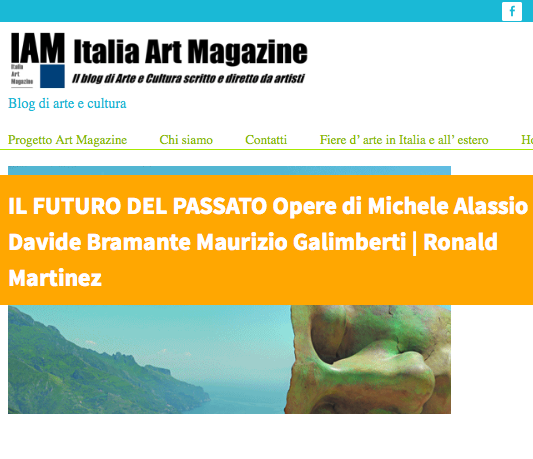 ITALIE ART MAGAZINE