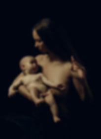 fineartgallery-virgintochild-arte-caravaggio-nudefineart.jpg