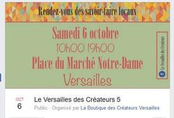 Les créations de Marion Waterkeyn à Versailles