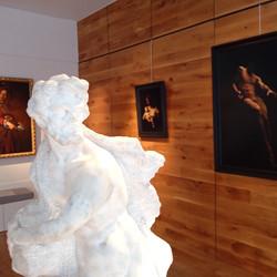 EXPOSITION GALERIE MAURIZIO NOBILE