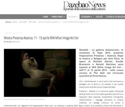 Dazebao News - Il portale della scienza e della cultura