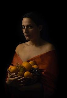 PORTRAIT DIVIN ANNA CHEDID N1 - Ronald M