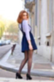 Mon sac version jupe de Marion Waterkeyn - Créatrice de vêtement à Versailles - atelier de couture à versailles - couture - mode - haute couture - stylisme - robe sac