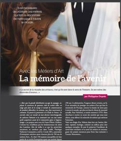 """Parution dans le magazine """"Lion"""""""